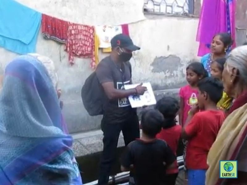 Mumbai-India-Environmental-NGO-Earth5r-Circular-Economy-community-service