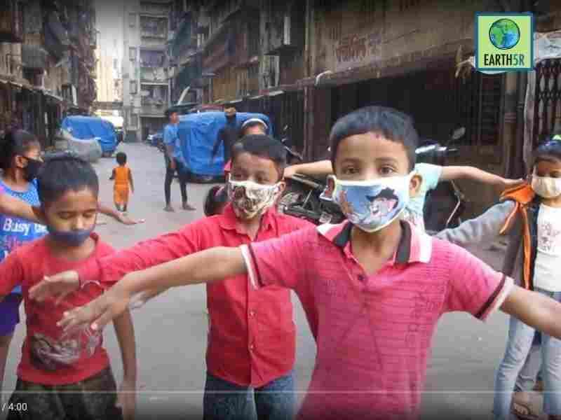 Mumbai-India-Environmental-NGO-Earth5r-Circular-Economy-fun activity