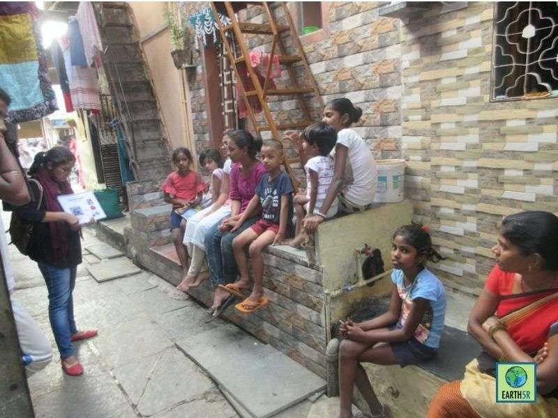 Mumbai-India-Environmental-NGO-Earth5r-Circular-Economy-livelihood-volunteer
