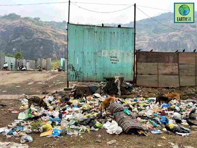Mumbai-India-Environmental-NGO-Earth5r-Circular-Economy-slum waste management