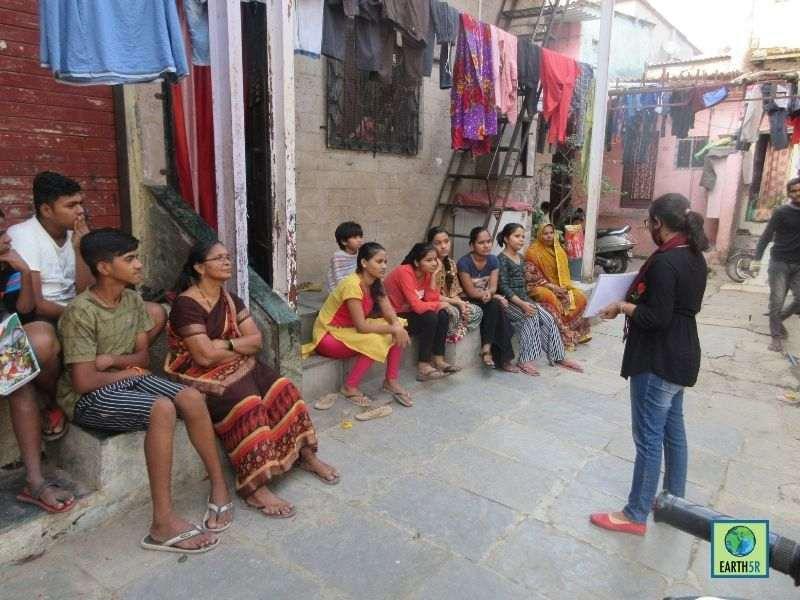Mumbai-India-Environmental-NGO-Earth5r-Circular-Economy-training