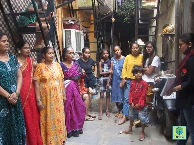 Mumbai-India-Environmental-NGO-Earth5r-Circular-Economy-volunteer-community