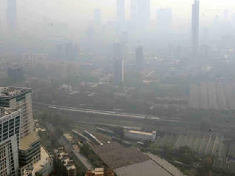 Air Pollution-Earth5R-Mumbai-Environmental NGO-Waste management