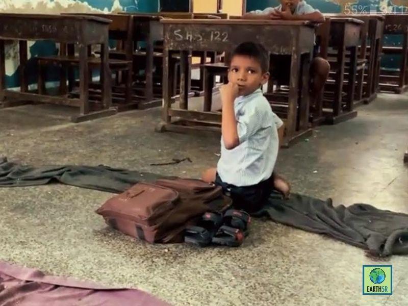 Mumbai-Circular-economy-program-waste-managment-swiss-airlines-school-sustainable