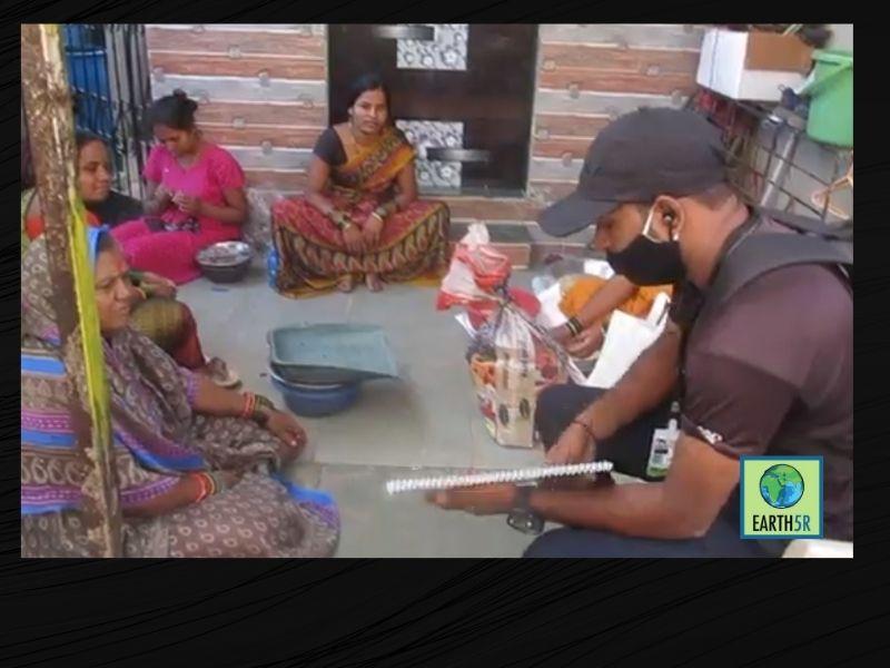 Mumbai-India-Environmental-NGO-Earth5R-Circular-Economy-employment