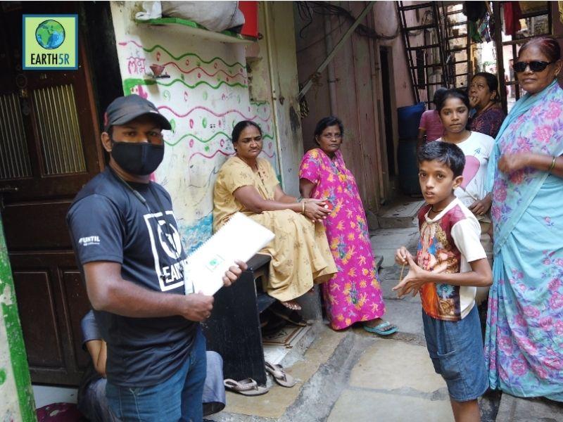 Mumbai-India-Environmental-NGO-Earth5R-Circular-Economy-people