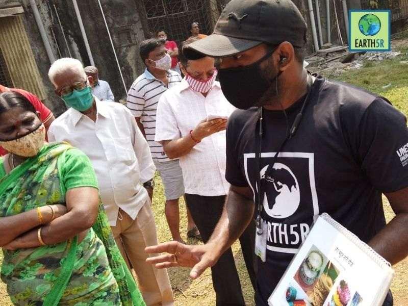 Mumbai-India-Environmental-NGO-Earth5R-Circular-Economy-refuse