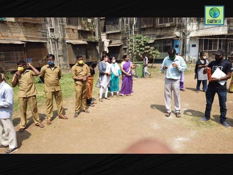 Mumbai-India-Environmental-NGO-Earth5R-Circular-Economy-waste-training