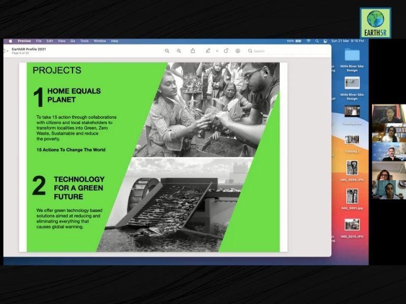 Mumbai-India-Environmental-NGO-Earth5r-Circular-Economy-flagship-projects