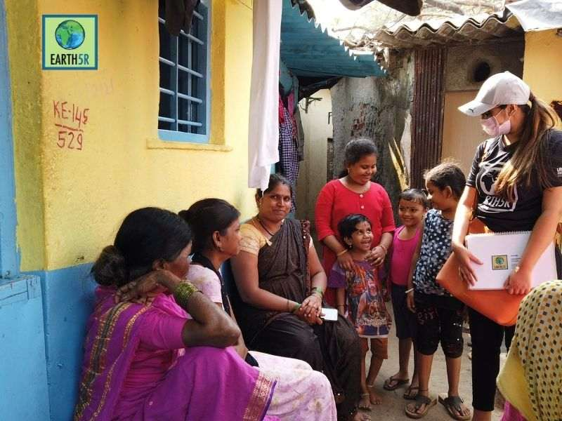 Mumbai-India-Environmental-NGO-Earth5r-Circular-Economy-training-Aarey-colony