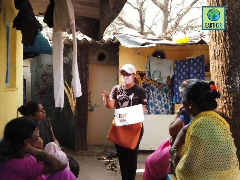 Mumbai-India-Environmental-NGO-Earth5r-Circular-Economy-training-solid-waste-management