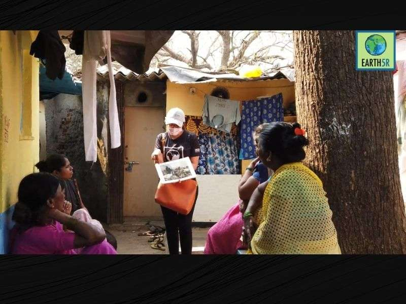 Mumbai-India-Environmental-NGO-Earth5r-Circular-Economy-training-upcycling