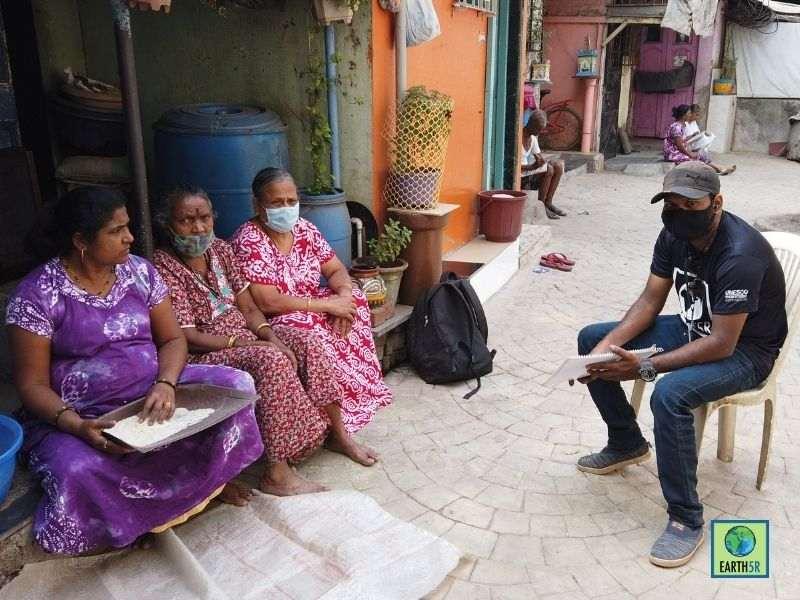Mumbai-India-Environmental-NGO-Earth5r-Circular-Economy-training-waste-management