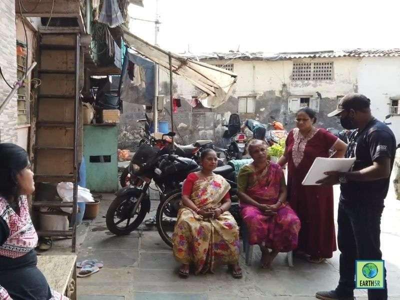 Mumbai-India-Environmental-NGO-Earth5r-Circular-Economy-waste-management-livelihood-training-program