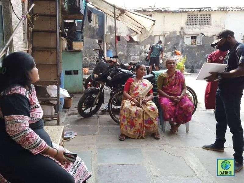 Mumbai-India-Environmental-NGO-Earth5r-Circular-Economy-waste-management-livelihood-training