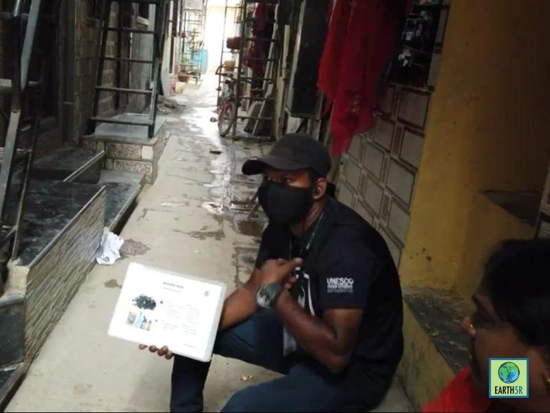 Mumbai-India-Environmental-NGO-Earth5r-Circular-Economy-waste-management-program