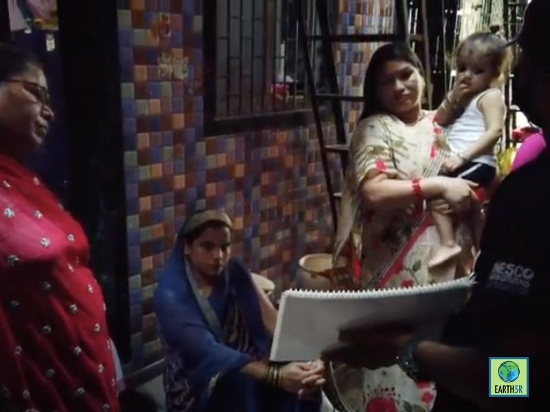 Mumbai-India-Environmental-NGO-Earth5r-Circular-Economy-waste-management-segregation-livelihood-training