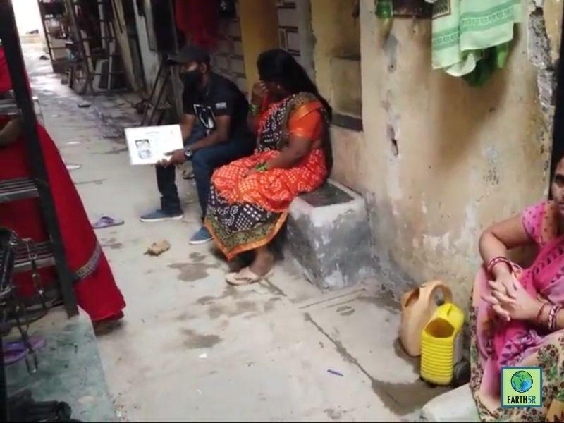 Mumbai-India-Environmental-NGO-Earth5r-Circular-Economy-waste-management-training-livelihood