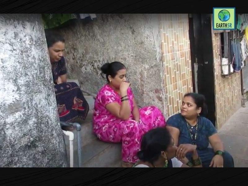 Mumbai-India-Environmental-NGO-Earth5r-Circular-Economy-women-empowerment
