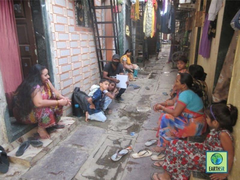 Sustainable Lifestyle Training- Earth5R- Mumbai- Environmental NGO- Waste management- Circular economy based livelihood training