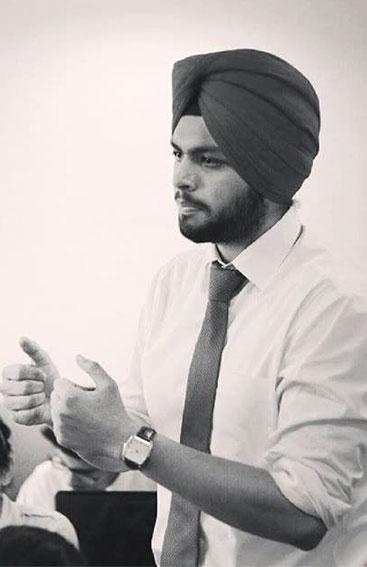 Tejaspreet Singh