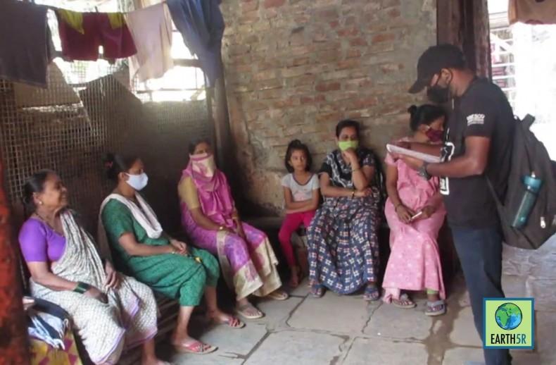 Waste Management Training- Livelihood Training- Circular Economy- earth5r- Mumbai- Andheri