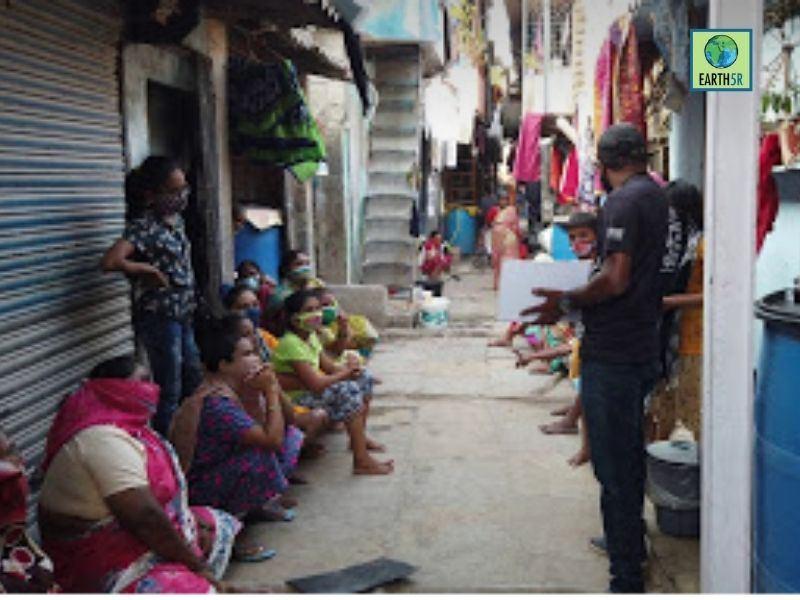 Mumbai-India-Environmental-NGO-Earth5R-Circular-Economy-waste-management-system