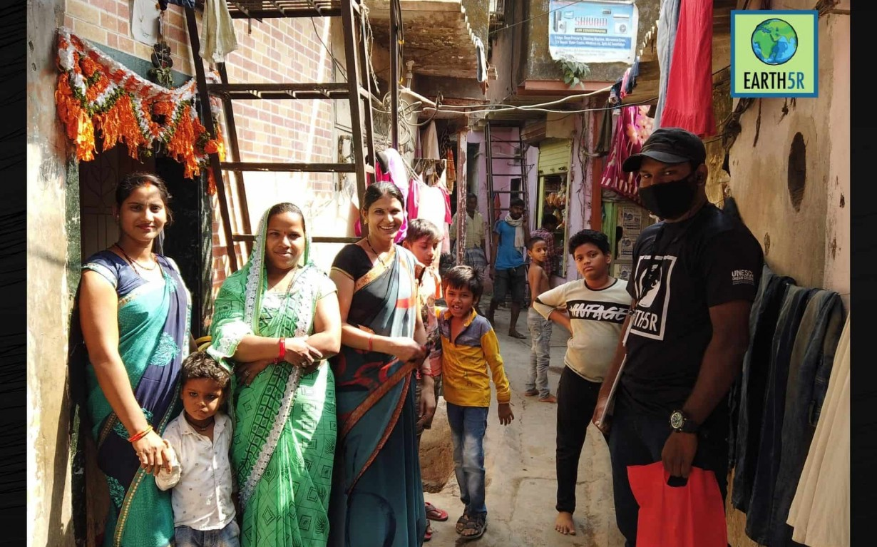 Mumbai-India-Environmental-NGO-Earth5R-Circular-Economy-COVID-19