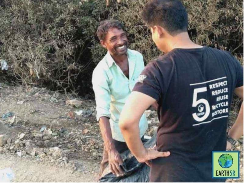 Mumbai-India-Environmental-NGO-Earth5R-Circular-Economy-Reduce