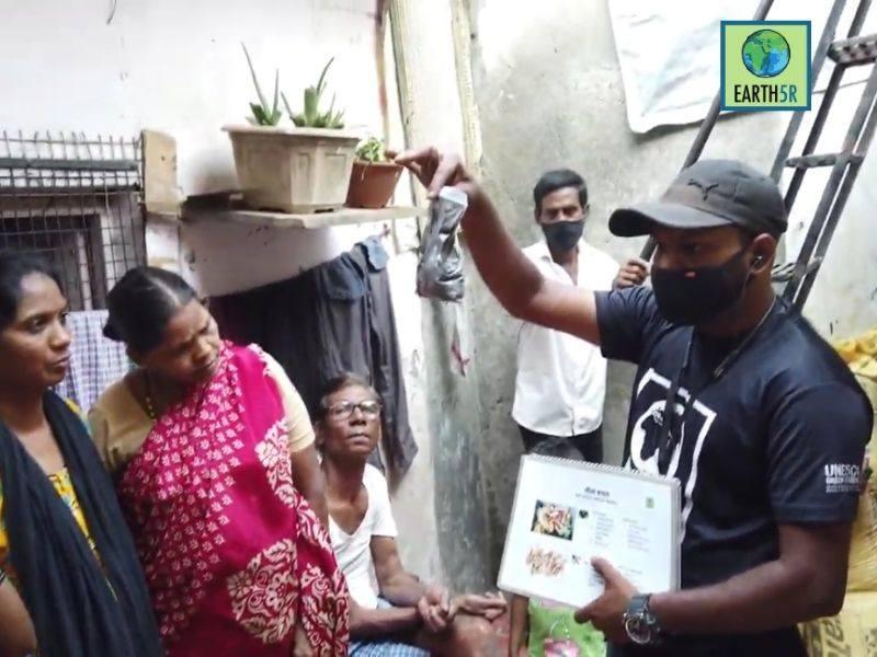 Mumbai-India-Environmental-NGO-Earth5R-Circular-Economy-compost