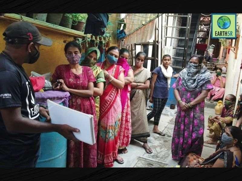 Mumbai-India-Environmental-NGO-Earth5R-Circular-Economy-environment