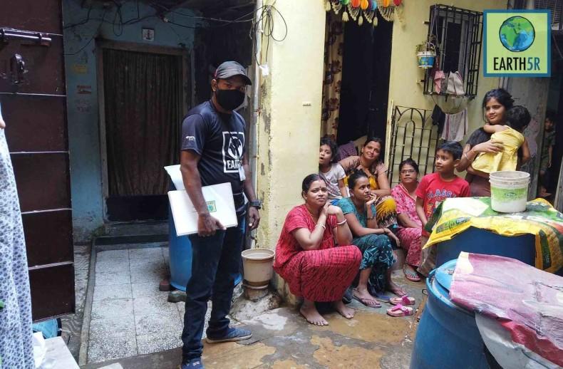 Mumbai-India-Environmental-NGO-Earth5R-Circular-Economy-livelihood