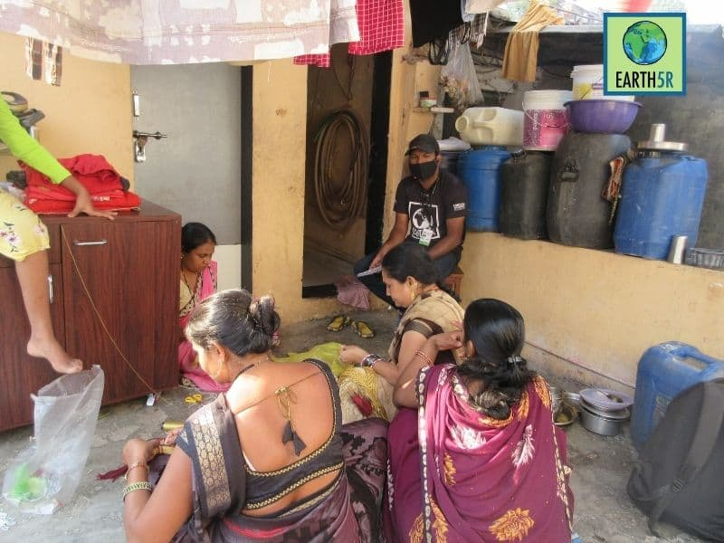 Mumbai-India-Environmental-NGO-Earth5R-Circular-Economy-social-impact