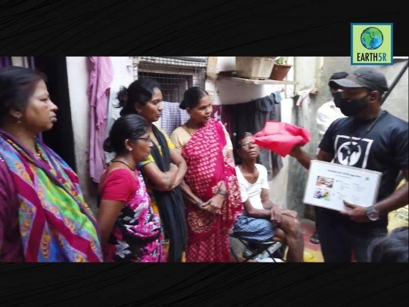 Mumbai-India-Environmental-NGO-Earth5R-Circular-Economy-waste-reuse