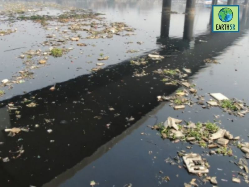 Mumbai-India-Environmental-NGO-Earth5R-Circular-Economy-Mithi-River