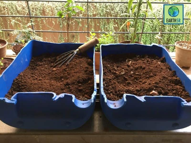 Mumbai-India-Environmental-NGO-Earth5R-Circular-Economy-composting