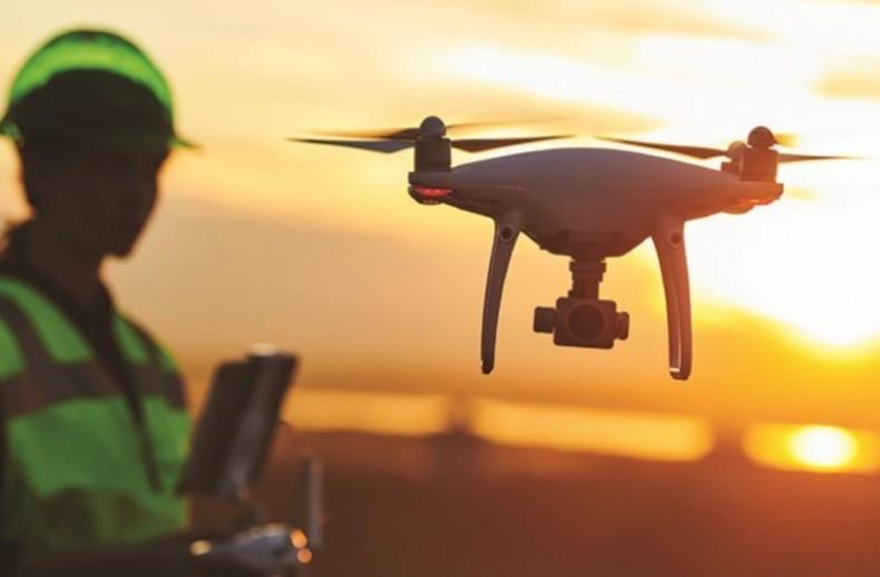 Mumbai-India-Environmental-NGO-Earth5R-Circular-Economy-drone