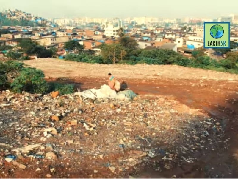 Mumbai-India-Environmental-NGO-Earth5R-Circular-Economy-landfill-management