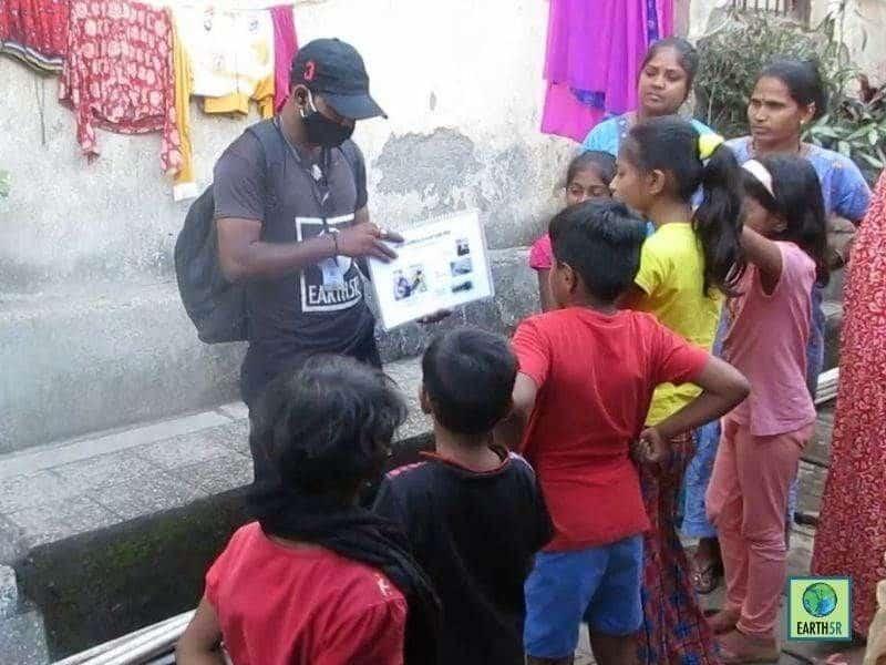 Home Equals Planet- Sustainable Community Program- Earth5R- Mumbai, India- Environmental NGO