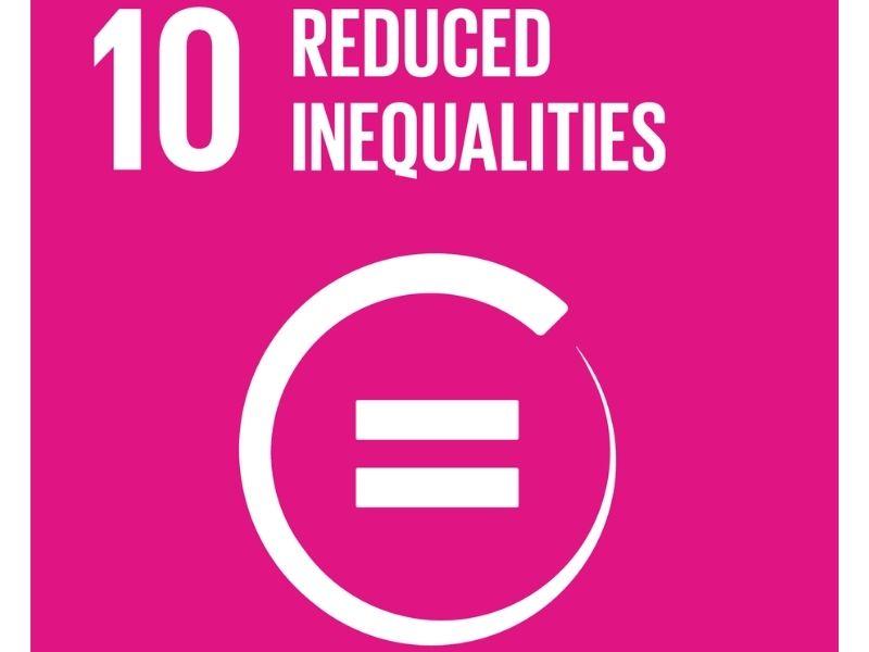 SDG 10- Reduced Inequalities- Sustainable Development Goals- Earth5R- Mumbai, India- Environmental NGO