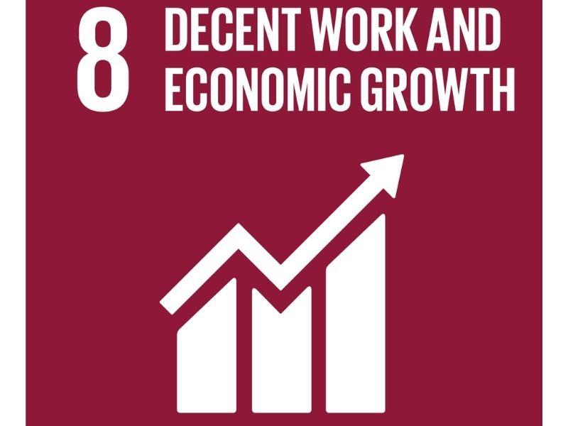 SDG8- Decent Work and Economic Growth- Sustainable Development Goals- Earth5R-Mumbai, India Environmental NGO